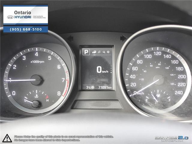 2018 Hyundai Santa Fe Sport 2.4 SE / AWD (Stk: 17177K) in Whitby - Image 15 of 27