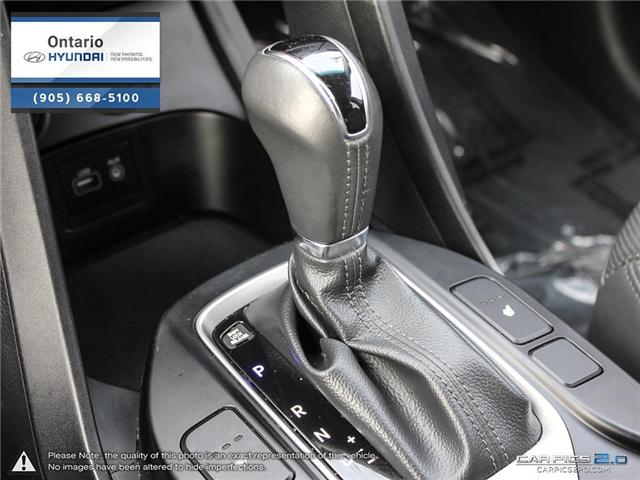 2018 Hyundai Santa Fe Sport 2.4 SE / AWD (Stk: 17177K) in Whitby - Image 19 of 27