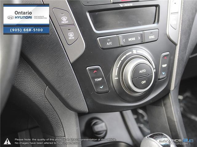 2018 Hyundai Santa Fe Sport 2.4 SE / AWD (Stk: 17177K) in Whitby - Image 20 of 27