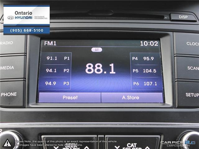 2018 Hyundai Santa Fe Sport 2.4 SE / AWD (Stk: 17177K) in Whitby - Image 21 of 27