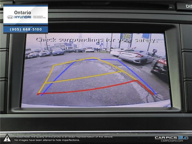 2018 Hyundai Santa Fe Sport 2.4 SE / AWD (Stk: 17177K) in Whitby - Image 22 of 27
