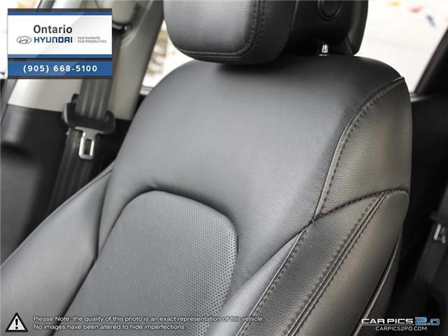 2018 Hyundai Santa Fe Sport 2.4 SE / AWD (Stk: 17177K) in Whitby - Image 24 of 27