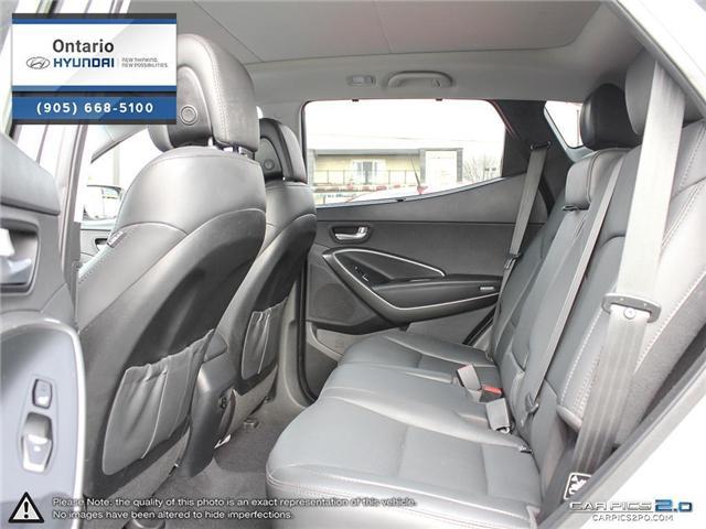2018 Hyundai Santa Fe Sport 2.4 SE / AWD (Stk: 17177K) in Whitby - Image 25 of 27
