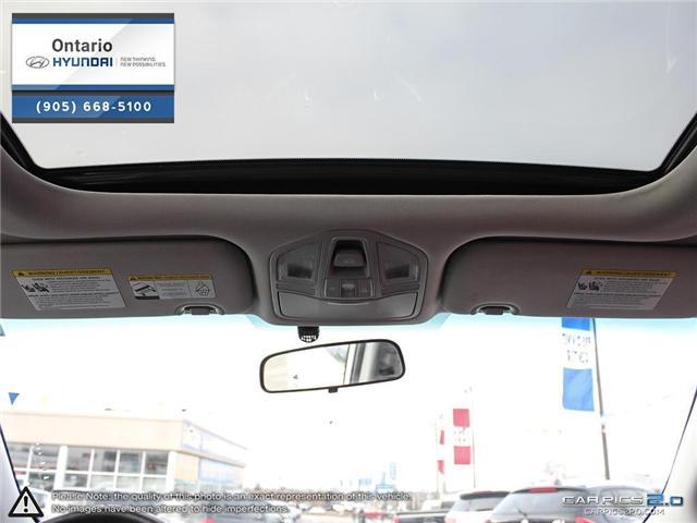 2018 Hyundai Santa Fe Sport 2.4 SE / AWD (Stk: 17177K) in Whitby - Image 27 of 27