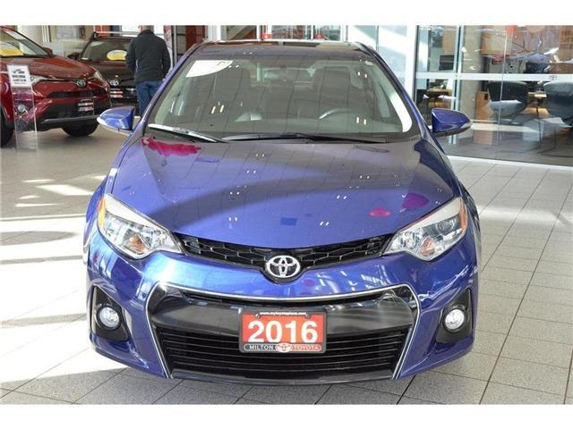 2016 Toyota Corolla S (Stk: 556291) in Milton - Image 2 of 40