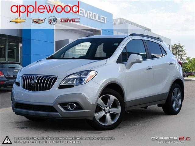 2015 Buick Encore Leather (Stk: 9925A) in Mississauga - Image 1 of 27