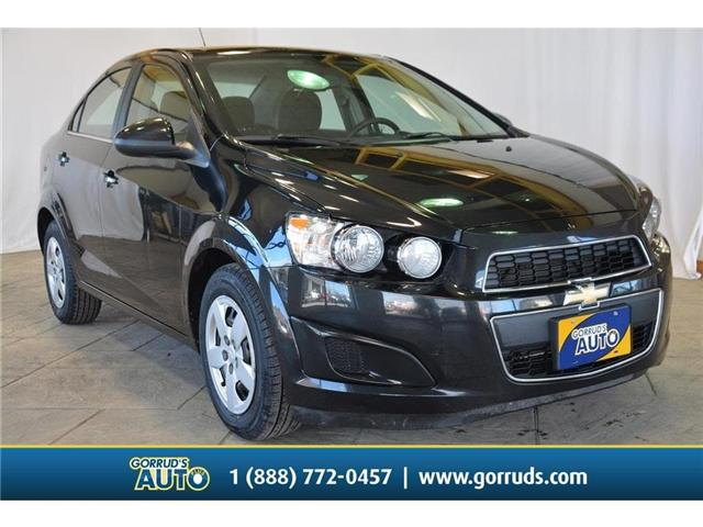 2015 Chevrolet Sonic LT Auto (Stk: 190106) in Milton - Image 1 of 39