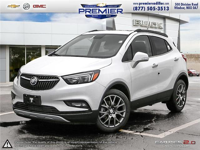 2019 Buick Encore Sport Touring (Stk: 191408) in Windsor - Image 1 of 27