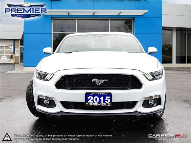 2015 Ford Mustang  (Stk: P18234AA) in Windsor - Image 2 of 28