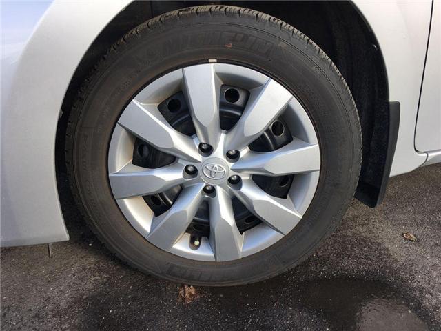 2016 Toyota Corolla S B.CAMERA, HEATED SEATS, FOG LAMPS, SPOILER, ABS, (Stk: 41830A) in Brampton - Image 2 of 27