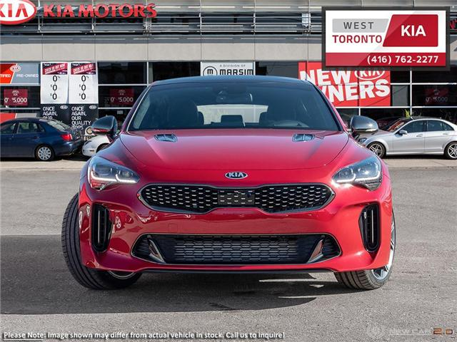 2019 Kia Stinger GT Limited (Stk: 19121) in Toronto - Image 2 of 23