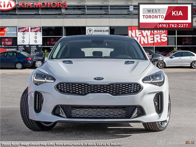 2019 Kia Stinger GT-Line (Stk: 19133) in Toronto - Image 2 of 23