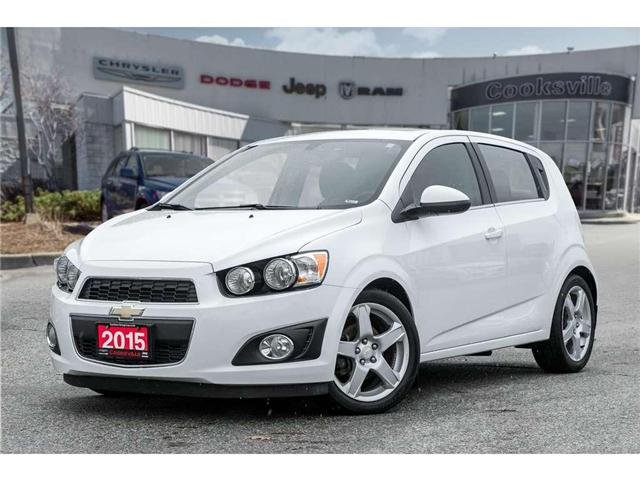 2015 Chevrolet Sonic LT Auto (Stk: 7754PT) in Mississauga - Image 1 of 19