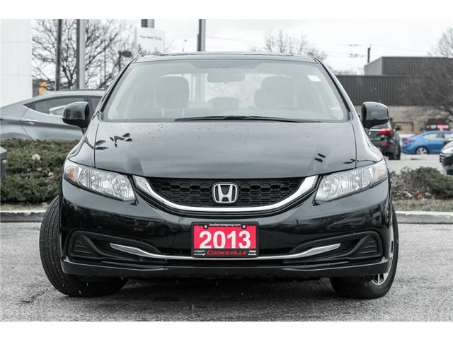 2013 Honda Civic EX (Stk: H7717P) in Mississauga - Image 2 of 20