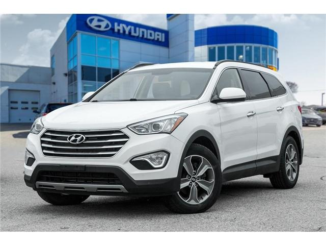 2013 Hyundai Santa Fe XL Base (Stk: H7736P) in Mississauga - Image 1 of 18