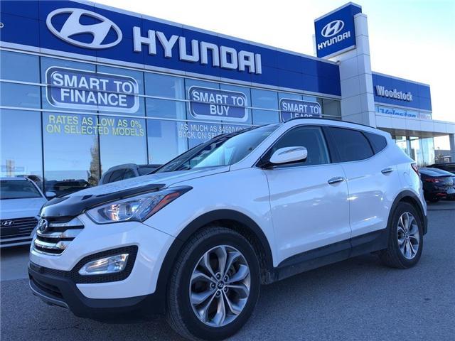 2014 Hyundai Santa Fe Sport  (Stk: P1334) in Woodstock - Image 2 of 30