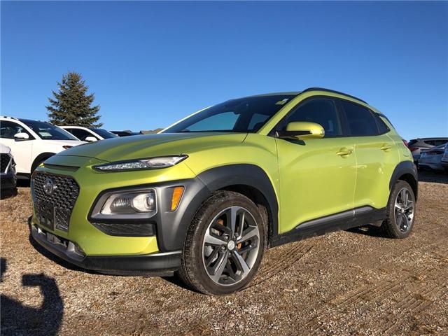 2018 Hyundai KONA 1.6T Ultimate (Stk: HD18056) in Woodstock - Image 1 of 30
