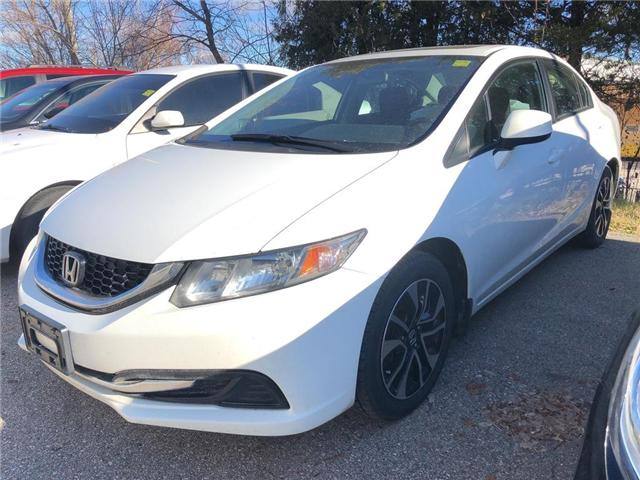 2013 Honda Civic EX (Stk: P1316A) in Woodstock - Image 2 of 11