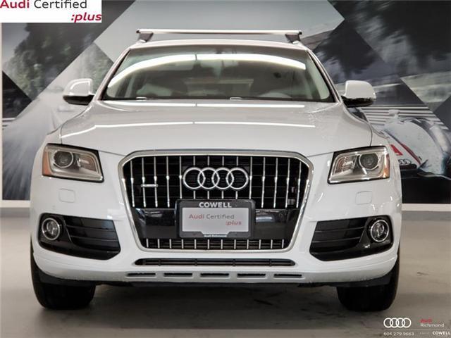 2017 Audi Q5 2.0T Progressiv (Stk: AUSB3711A) in Richmond - Image 2 of 21