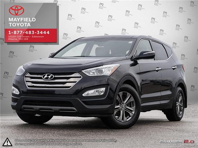 2013 Hyundai Santa Fe Sport 2.4 Premium (Stk: 184195A) in Edmonton - Image 1 of 20
