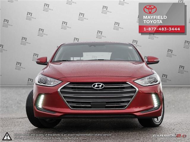 2018 Hyundai Elantra GLS (Stk: 184244) in Edmonton - Image 2 of 20