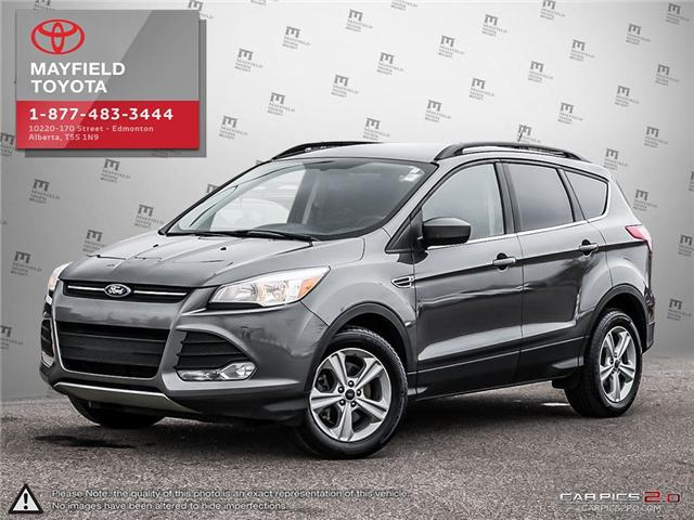 2014 Ford Escape SE (Stk: 1802371B) in Edmonton - Image 1 of 20