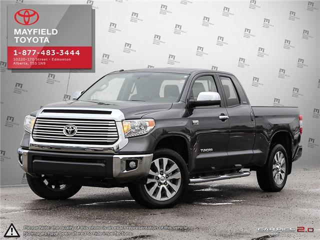 2017 Toyota Tundra Limited 5.7L V8 (Stk: 1862606A) in Edmonton - Image 1 of 22
