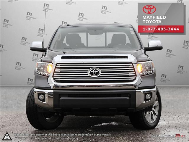 2017 Toyota Tundra Limited 5.7L V8 (Stk: 1862606A) in Edmonton - Image 2 of 22