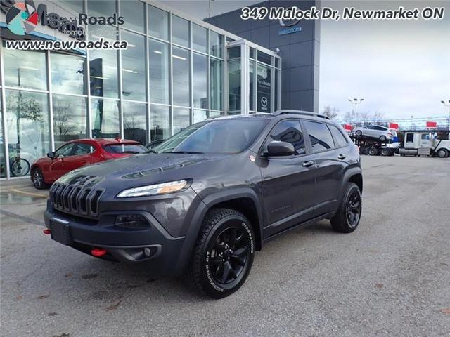 2016 Jeep Cherokee Trailhawk (Stk: 40537A) in Newmarket - Image 2 of 30