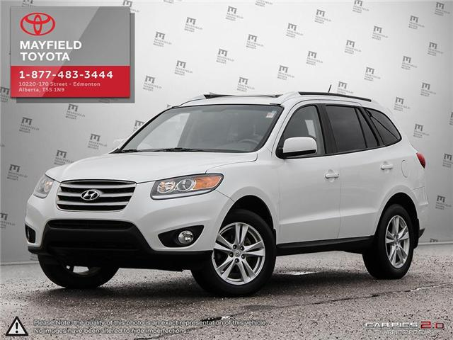 2012 Hyundai Santa Fe GL 3.5 (Stk: 1802295B) in Edmonton - Image 1 of 22