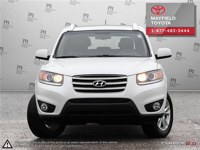 2012 Hyundai Santa Fe GL 3.5 (Stk: 1802295B) in Edmonton - Image 2 of 22