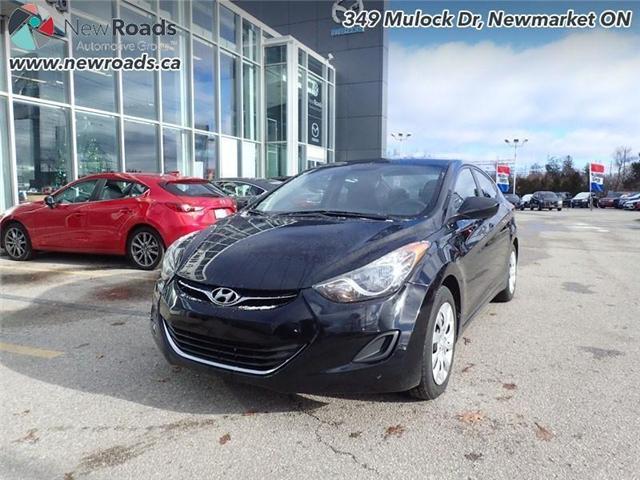2013 Hyundai Elantra GL (Stk: 40596A) in Newmarket - Image 1 of 30