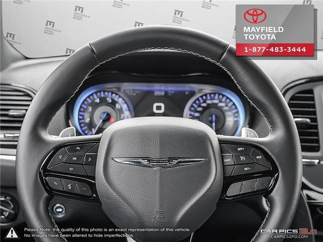2017 Chrysler 300 S (Stk: 184279) in Edmonton - Image 13 of 20