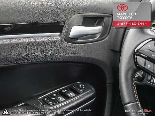 2017 Chrysler 300 S (Stk: 184279) in Edmonton - Image 14 of 20