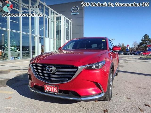 2016 Mazda CX-9 GT (Stk: 14109) in Newmarket - Image 1 of 30