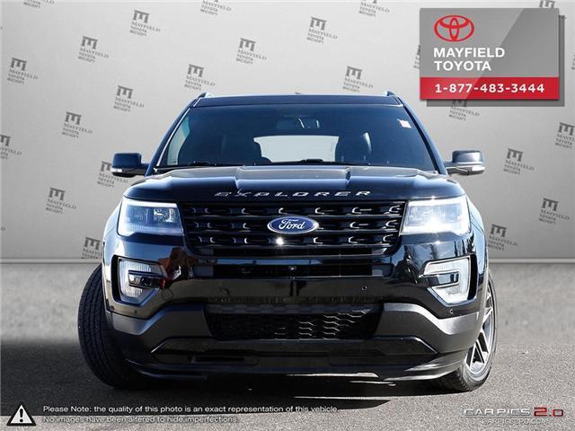 2016 Ford Explorer Sport (Stk: 1802466B) in Edmonton - Image 2 of 20
