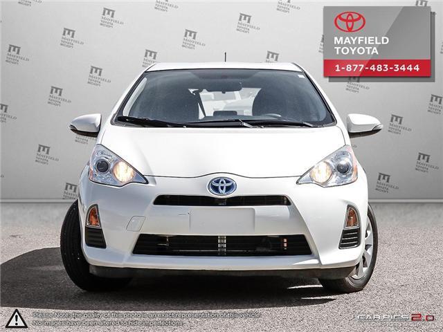 2014 Toyota Prius c Base (Stk: 1463123) in Edmonton - Image 2 of 20