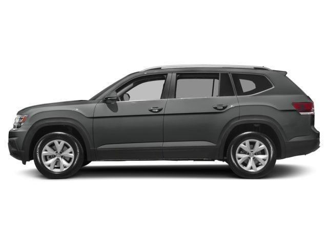 2019 Volkswagen Atlas 3.6 FSI Comfortline (Stk: VWTF1743) in Richmond - Image 2 of 8
