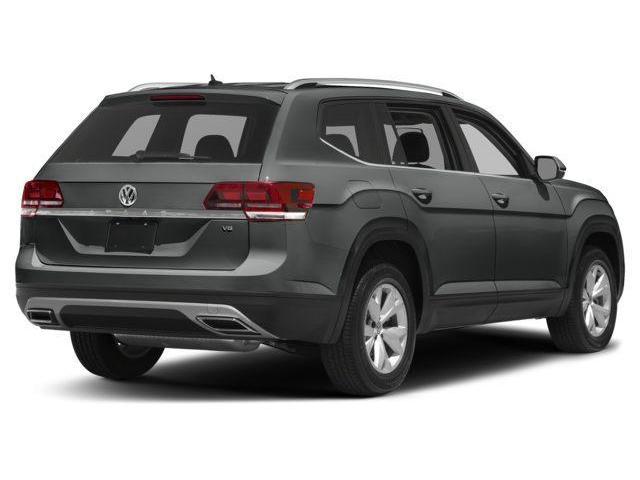 2019 Volkswagen Atlas 3.6 FSI Comfortline (Stk: VWTF1743) in Richmond - Image 3 of 8
