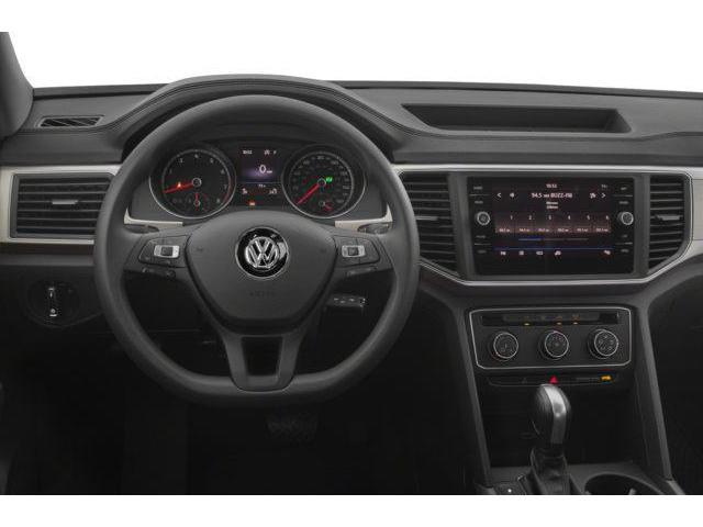 2019 Volkswagen Atlas 3.6 FSI Comfortline (Stk: VWTF1743) in Richmond - Image 4 of 8
