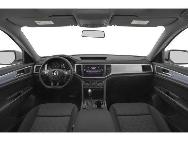 2019 Volkswagen Atlas 3.6 FSI Comfortline (Stk: VWTF1743) in Richmond - Image 5 of 8