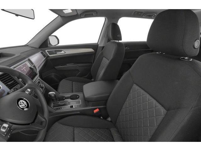 2019 Volkswagen Atlas 3.6 FSI Comfortline (Stk: VWTF1743) in Richmond - Image 6 of 8