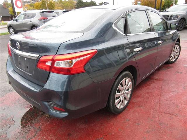 2016 Nissan Sentra 1.8 S (Stk: N18785A) in Hamilton - Image 4 of 13