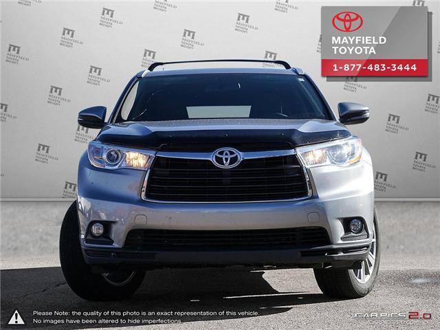 2016 Toyota Highlander XLE (Stk: 1862538A) in Edmonton - Image 2 of 20