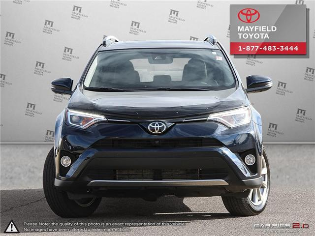 2017 Toyota RAV4 Limited (Stk: 1802195A) in Edmonton - Image 2 of 22