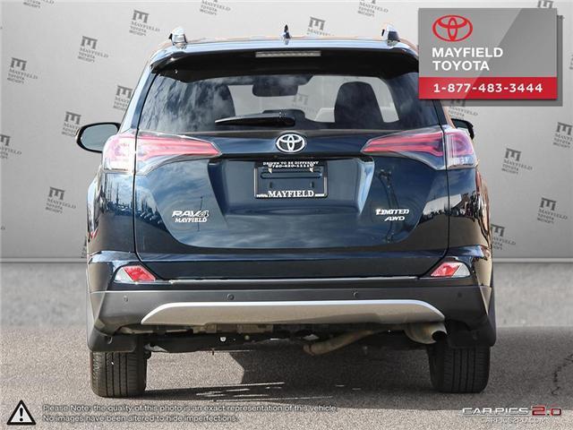 2017 Toyota RAV4 Limited (Stk: 1802195A) in Edmonton - Image 5 of 22