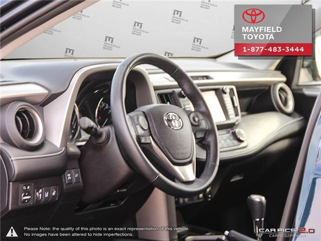 2017 Toyota RAV4 Limited (Stk: 1802195A) in Edmonton - Image 12 of 22