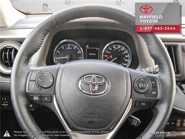2017 Toyota RAV4 Limited (Stk: 1802195A) in Edmonton - Image 13 of 22