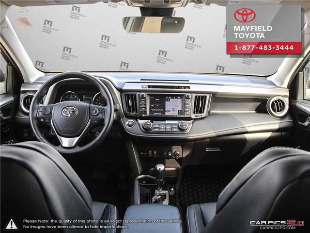 2017 Toyota RAV4 Limited (Stk: 1802195A) in Edmonton - Image 20 of 22