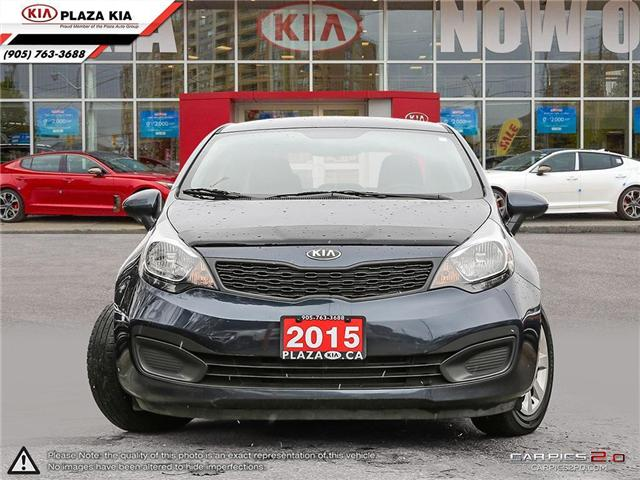 2015 Kia Rio  (Stk: 6690A) in Richmond Hill - Image 2 of 27